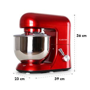 Bella Rossa Máquina de cozinha 1200W 5 litros