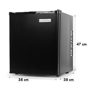MKS-10 Kühlschrank 19 Liter schwarz