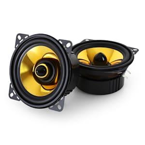 "Goldblaster 4 Auto-Lautsprecher 10cm (4"") 800W Paar"