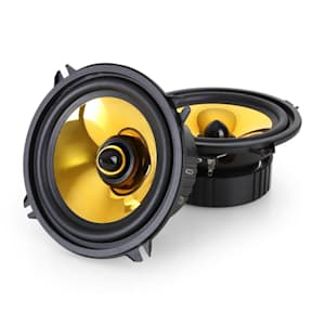 "Pair Auna Goldblaster 5"" Car Audio Speakers 1000W"