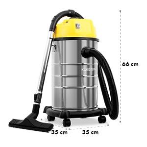 IVC-30 30L за сухи и мокри повърхности 1800W прохосмукачка