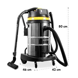 IVC-50 Aspiratore secco/umido 50L