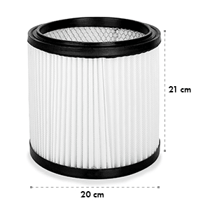 HEPA-Ersatzfilter für IVC-50 Feinstofffilter