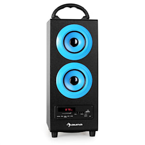 Beachboy Altavoz Bluetooth USB SD AUX Radio FM