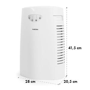 Klarstein Vita Pure, 35 W, légtisztító, ionizátor, fehér