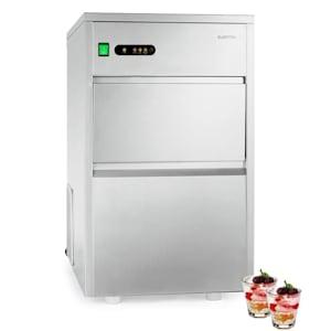 Klarstein Máquina industrial de cubos de gelo 25kg - 240W