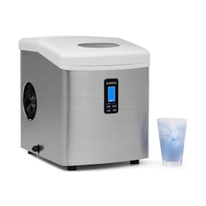 Klarstein Mr. Black-Frost Máquina de gelo 150W 15kg - Branca