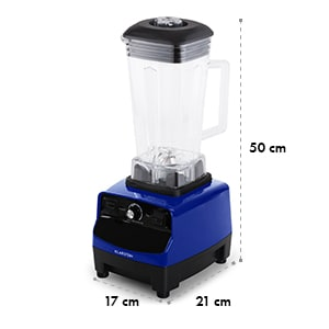 Herakles-3G, 1500 W, mixer, 2 l, kék