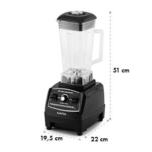 Herakles-2G-B Stand Mixer Smoothie & Drink Blender 1200W 1.6 HP 2 Litre
