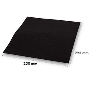 Klarstein filtr z aktivního uhlí pro Klarstein komínové odsavače par