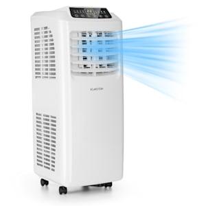 Klarstein Pure Blizzard 3 2G siirrettävä ilmastointilaite 7 000 BTU/2,1 kW valkoinen