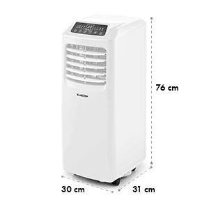 Pure Blizzard 3 2G Climatiseur mobile 7000 BTU /2,1 kW blanc
