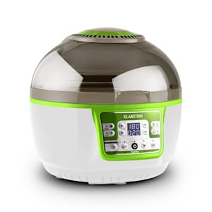 VirAir Turbo Hot Air Fryer Grilling and baking 1400W Green White