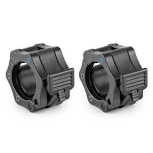 Barbell-snelvergrendeling paar 50mm zwart