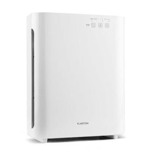 Vita Pure 2G 5-in-1 Luftreiniger Lufterfrischer Ionisator | HEPA-13-Filter: 99,97% Filterleistung | 50 m² | leise 30 db | 55 W | UV-C-Sterilisator | Touch