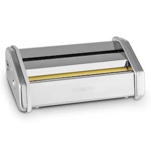 Siena Pasta Maker Accessoire pâtes acier 1mm & 12mm
