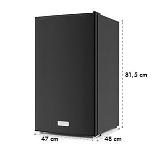 Springfield Réfrigérateur 112 litres 60 W Classe A+ - noir
