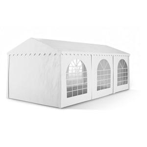 Sommerfest 3x6m 500 g/m² Carpa de fiestas Carpa PVC impermeable resistente al fuego