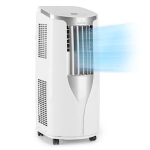 Klarstein New Breeze 7 ilmastointilaite 7000 BTU energiatehokkuusluokka A kaukosäädin valkoinen