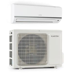 Klarstein Windwaker B 12, inverter split, klimatizace, 12000 BTU, A +, dálkové ovládání