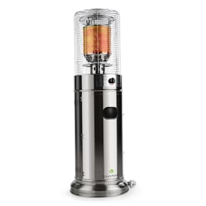 Heatwave V2A Parasol chauffant au gaz chauffage 5000 / 11000w - noir