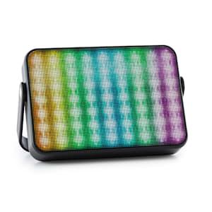 Dazzl 5.0 Altavoz con Bluetooth LED AUX Batería Manos libres móvil