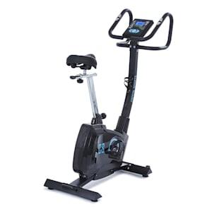 Durate Cardiobike Heimtrainer 9 kg Puls Computer schwarz