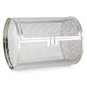 BBQ-Cage 3D Grill cage acier accessoire de remplacement pour friteuse