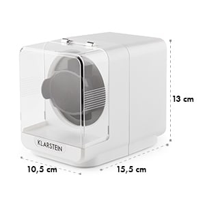 Eichendorff Porta-Relógio Automático 4 Modos Branco
