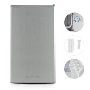Alleinversorger Kühlschrank Design-Kühlschrank   Volumen: 91 Liter    2 Ebenen    5-Stufen-Thermostat   Eisfach