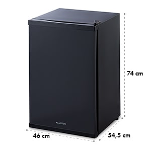 Beerbauch Réfrigérateur minibar 65L silencieux 38dB classe A - noir