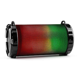Dr. Bang Enceinte Bluetooth 2.1 batterie éclairage LED multicolore USB SD MP3 FM
