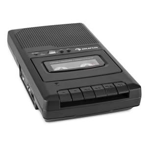 RQ-132USB Riproduttore Di Cassette Portatile Registratore Vocale Microfono USB