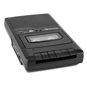 RQ-132USB grabador de casete portátil dispositivo de dictado micrófono USB