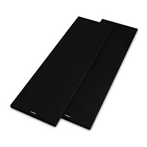 Reference 801 Cover Standlautsprecher-Abdeckung Paar schwarz