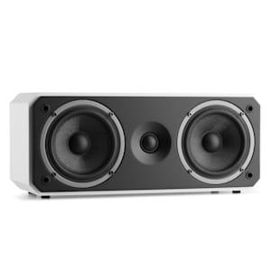 Octavox 703 MKII - Two-Way Centre Speaker White