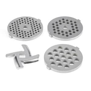 4-teiliges Lochscheiben-Set für die Lucia-Küchenmaschine 3-4,5-7mm