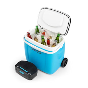 Picknicker Trolley Music Cooler 36l Trolley-Kühlbox BT-Lautsprecher blau