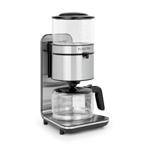 Soulmate Coffee Machine Filter Coffee Machine 1800W Glass Stainless Steel