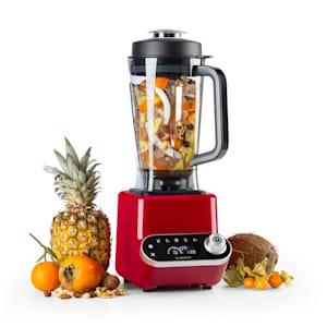 OLYMPUS R, mixer de masă, 1400W, 1,8PS, mixer pentru supe cu încălzire, roșu