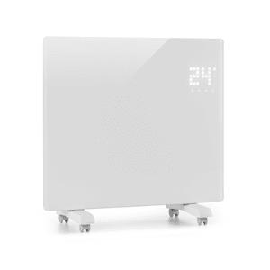 Bornholm Single, konvektor, konvekční ohřívač, termostat, časovač, 1000W, bílý
