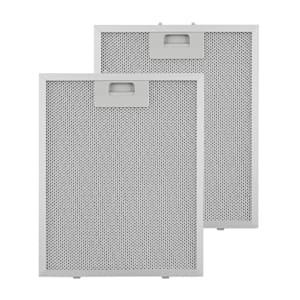 filtre à graisse en aluminium 25,8 x 31,8 cm Filtre de rechange