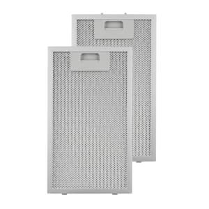 Klarstein filtre à graisse en aluminium 18,5 x 31,8 cm Filtre de rechange