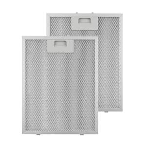 Klarstein filtre à graisse en aluminium 24,4 x 31,3 cm Filtre de rechange