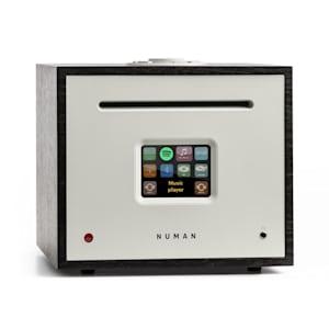Unison Reference Edition – All-in-One Stereoanlage: CD-Player, Internetradio, Receiver & Verstärker
