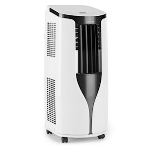 New Breeze ECO mobile Klimaanlage | 10.000 BTU / 2,9 kW | 29 - 49 m² | 360 m³/h | A+ | 4 Modi | 3 Windstärken | Oszillation | Timer | Fernbedienung
