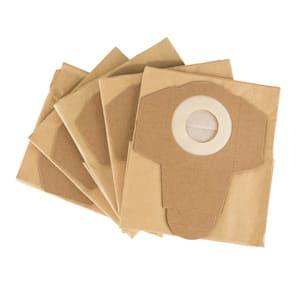 Vrecká do vysávača Reinraum 2G, mokré i suché vysávanie, 5 kusov, papierové