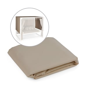 Eremitage Replacement Roof Sun Protection Polyester Waterproof Taupe