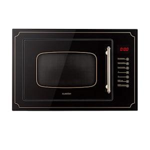 Victoria 25 inbouw magnetron 25 l, 900W, grill: 1000W zwart