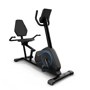 Evo Air Pro Fahrrad-Heimtrainer 12kg Schwungmasse PulseControl schwarz